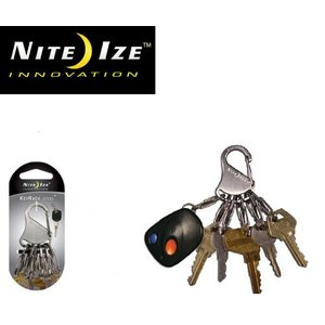 NITE-IZE ナイトアイズ キーラック ステンレススチールEX gita