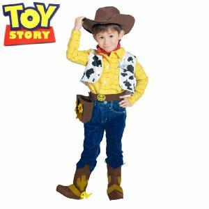 ■商品説明■ハロウィン ディズニー子供コスチューム!人気キャラクター Toy Story Woody...