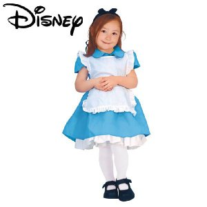 f2225811530cd ハロウィン コスプレ 子供 ディズニー アリス 不思議の国のアリス 女の子 衣装 仮装 キッズ コスチューム イベント ディズニーランド