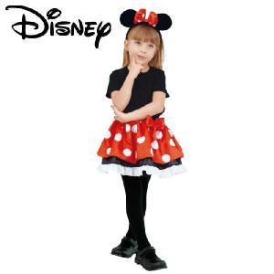ハロウィン コスプレ 子供 ディズニー ミニー チュチュ セット Tutu Set 95008 ミニ...