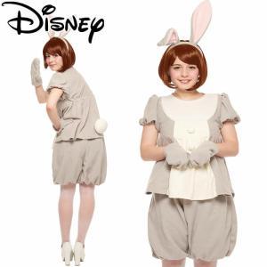 女性用サンパー 「ディズニー」から映画バンビで知られる人気キャラクター『サンパー』のコスチュームが登...