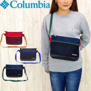 メール便 Columbia コロンビア バッグ サコッシュ スチュアートコーン メンズ レディース サコッシュバッグ PU8345|gita