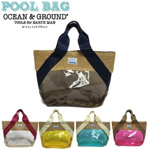 Ocean&GroundプールBAGHEARTREEFキッズプールバッグ171580...