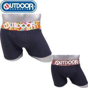 メール便 アウトドア ボクサーパンツ メンズ メンズ下着 パンツ スイーツゴム outdoor products AD0011B128|gita