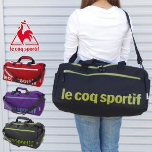 ボストンバッグ 旅行 合宿 le coq sportif ル...