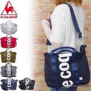 2way ショルダーバッグ ルコック le coq sportif ロシェル 2WAYバッグ 036770 トラベル スポーツバッグ 修学旅行 通学 通勤 メンズ レディース|gita