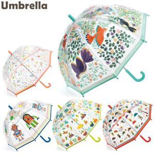 傘 キッズ おしゃれ ビニール傘 長傘 手開き アンブレラ 全5種類 子供 女の子 男の子 小学生 幼稚園 保育園の画像