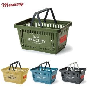 買い物かご バスケット マーケットバスケット ショッピングバスケット MERCURY マーキュリー MEMABA マイバスケット 収納ボックス おし|gita