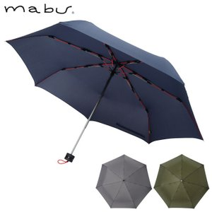 傘 メンズ 折りたたみ 7本骨 丈夫 高強度 折りたたみ傘 mabu ストレングスミニ 全4色 直径98cm コンパクト|gita