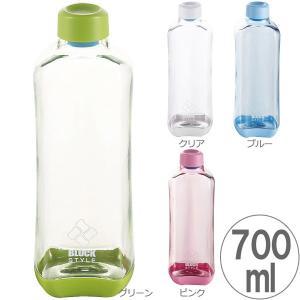 ・粉末のスポーツドリンク作りに便利な、目盛り付きウォーターボトル700mlです。・常温で水分補給をす...
