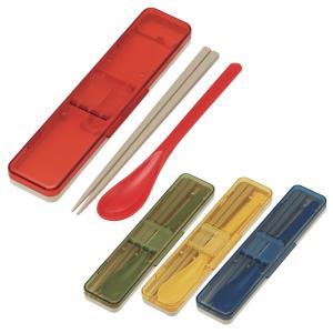 サイズ:ケース:約幅18.8×奥行4.7×高さ1.8(cm)箸・スプーン:全長18cm重量:63g ...