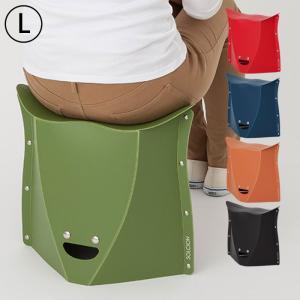 折りたたみ椅子 軽量 小型 折りたたみ 椅子 コンパクト SOLCION PATATTO パタット ...