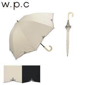 日傘 レディース 長傘 55cm 傘 雨傘 晴雨兼用 w.p...