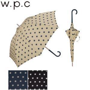 折りたたみ傘 レディース おしゃれ 53cm 手開き 傘 雨傘 w.p.c シリンダーケース ベーシ...