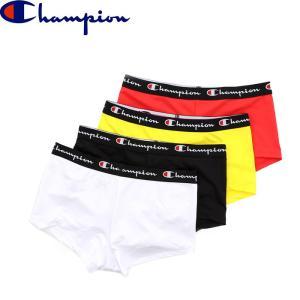 メール便 チャンピオン ショーツ レディース ボクサーショーツ 全4色 M/L Champion CW6P302 パンツ 下着 スポーツウェア|gita