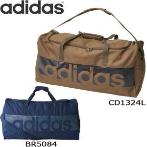 アディダスリニアロゴチームバッグL定番のリニアロゴデザインのバッグシリーズがNewデザインで新登場。...