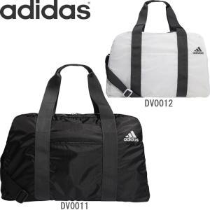 アディダス 折りたたみ ボストンバッグ パッカブル adidas バッグ ダッフルバッグ イージー メンズ/レディース ブラック/ホワイト 40L FTG51|gita