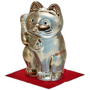 バカラ まねき猫 ゴールド 並行輸入品 2-612-997
