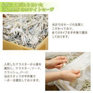 無農薬 高品質 カリフォルニア産 ホワイトセージ リーフ 300g 枝なし|giyaman-jewellery|08