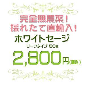 無農薬 高品質 カリフォルニア産 ホワイトセージ リーフ 50g 枝なし|giyaman-jewellery|02
