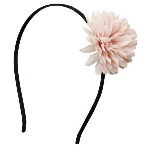 商品説明:かわいいお花がついているカチューシャで、全4色!  商品サイズ:花:約65×65mm、カチ...