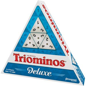 Tri-Ominos Game(トリオミノス) 数字に強くなるボードゲーム トライオミノス 知育 脳...