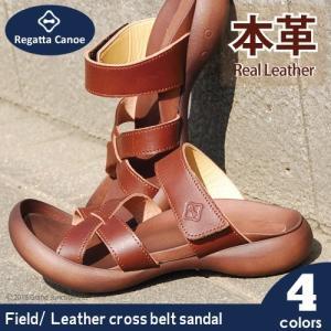 リゲッタ カヌー サンダル メンズ 革 おしゃれ レザーサンダル sandal gjweb