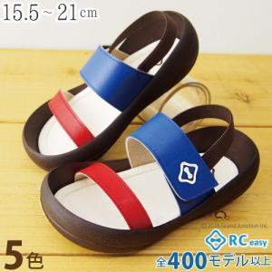 リゲッタ カヌー サンダル キッズ 18 16 17 履きやすい ストラップ トリコ sandal|gjweb
