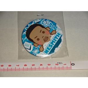 ネスミス 缶バッジ NESMITH【8cmシングルCDも買取ますhfitz.com】|gkaitori