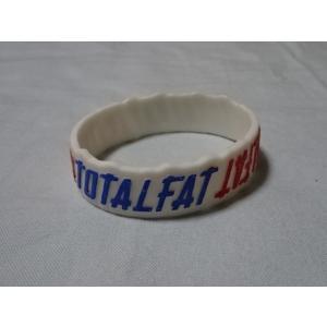 TOTALFAT ラバーバンド ラババン│アーティストグッズ CD DVD 販売/買取|gkaitori