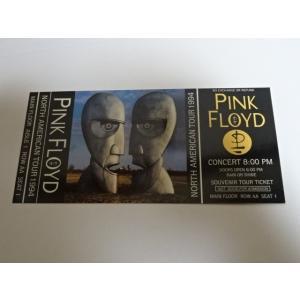 PINK FLOYS ピンク・フロイド 1994年 北アメリカツアーのお土産用のコンサートチケット gkaitori