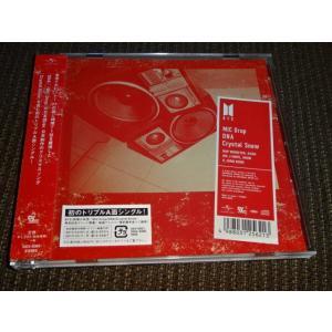 BTS (防弾少年団) MIC Drop/DNA/Crystal Snow(通常盤) CD|gkaitori