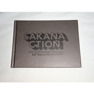 サカナクション「SAKANAQUARIUM2015-2016」ファンクラブ限定パンフレット写真集|gkaitori
