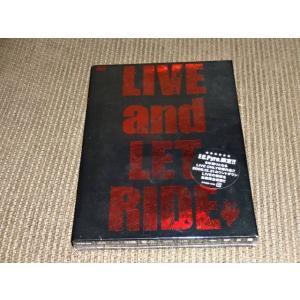 J ファンクラブ限定 未開封の DVD LIVE and LET RIDE|gkaitori