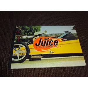 B'z juice パンフレット|gkaitori