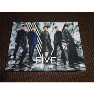 SHINee FIVE(初回限定盤A)(Blu-ray付)|gkaitori