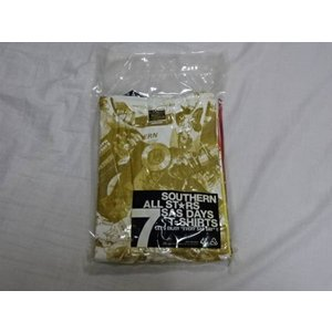 サザンオールスターズ/EverySASDay 当選(365名) Tシャツ7枚セット gkaitori