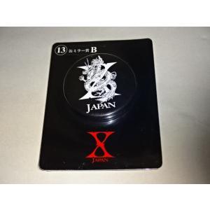 X JAPAN くじ 缶ミラー賞 B │コンサートグッズ買取ますグッズhfitz.com|gkaitori