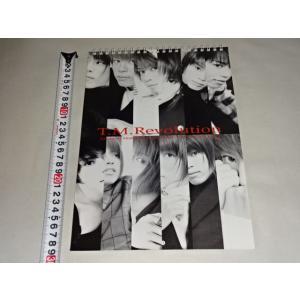 T.M.Revolution 1999年 オフィシャルカレンダー 【T.M.Rグッズ買取ますhfitz.com】 gkaitori