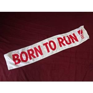 ブルーススプリングスティーン風 タオル BORN TO RUN│ライブグッズ買取りますhfitz.com|gkaitori