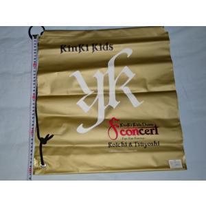 Kinki Kids ショッピングビニールバッグ│Kinki KidsDVD買取も可能|gkaitori