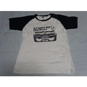 桑田佳祐 Act Against Aids Tシャツ Mサイズ|gkaitori