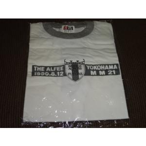 THE ALFEE 未開封 Tシャツ 1990年横浜BRIDGE ACROSS アルフィー|gkaitori