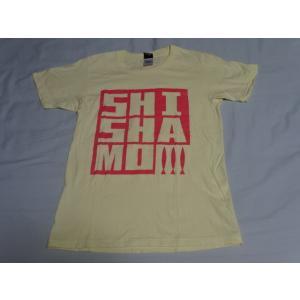 SHISHAMO ロゴ Mサイズ Tシャツ シシャモ|gkaitori