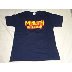 MAN WITH A MISSION Tシャツ PLAY WITH U マンウィズアミッション|gkaitori