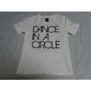 YUKI Tシャツ dance in a circle Mサイズ ホワイト|gkaitori