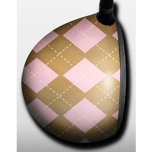 Argyle Pink and Tan|gkgolf