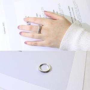 リング レディース 指輪 スタイリッシュ シンプル ジルコニ...