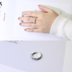 リング レディース 指輪 ダイヤモンド リング シルバー ジ...