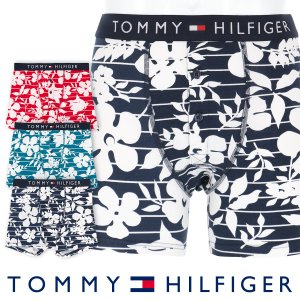 TOMMY HILFIGER トミーヒルフィガー TOMMY ORIGINAL COTTON BUTTONFLY BOXER BRIEF FLOWER PRINT ボクサーパンツ ポイント10倍